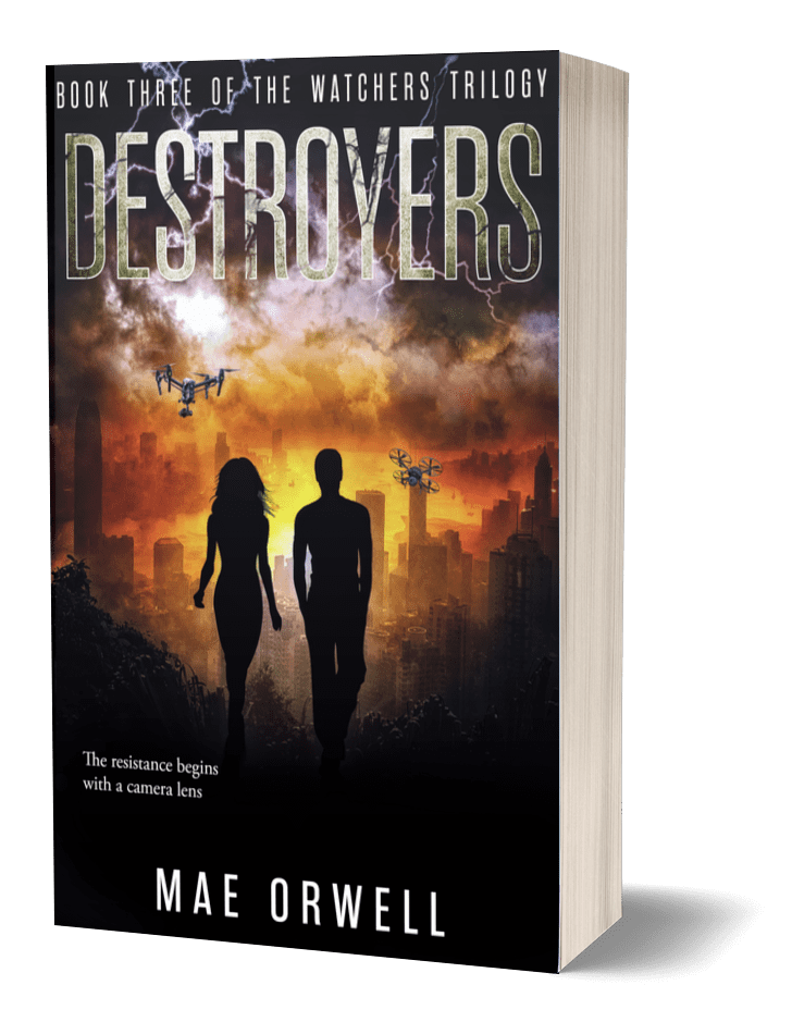 Destroyers by Mae Orwell
